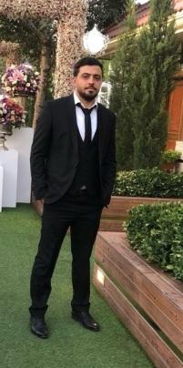 حسین شیرخانلو | مدیر عامل پاکسیم